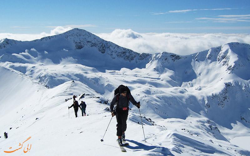 نکات سفر به بلغارستان_ اسکی در بلغارستان