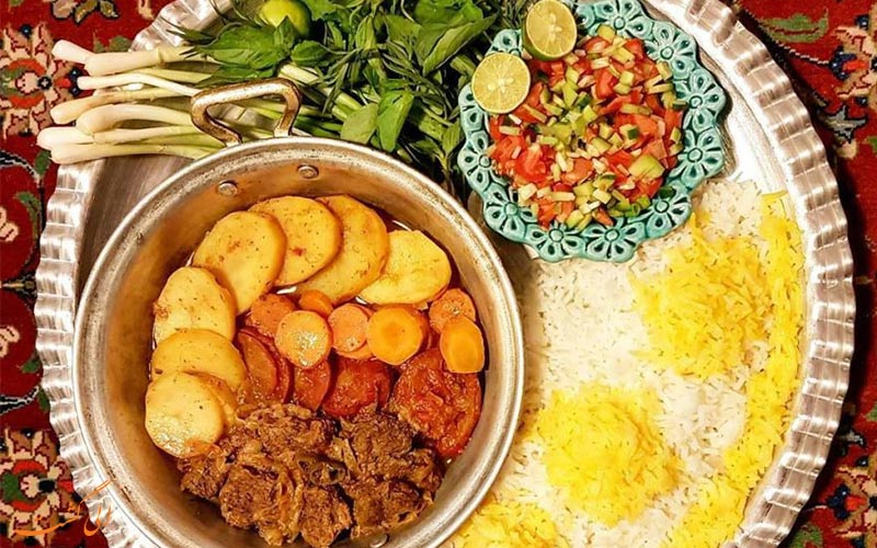 غذاهای اصفهان