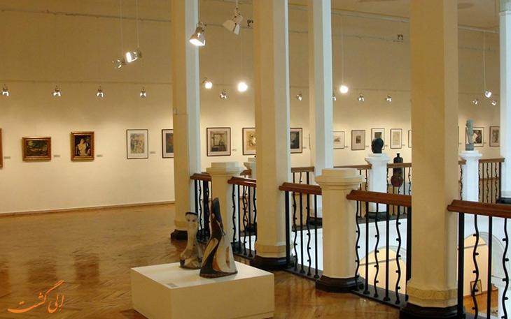 موزه های شهر باتومی