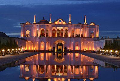 باغ فتح آباد در استان کرمان