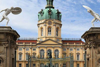 کاخ شارلوتنبورگ در برلین