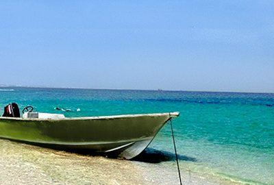 جزیره لاوان در خلیج فارس