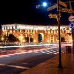 میدان جمهوری ایروان، قلب تپنده ی ارمنستان