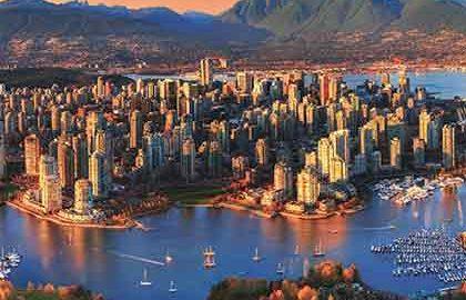 17 مورد از جاذبه های ونکوور