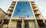 معرفی هتل ۴ ستاره آناتولیا در باکو