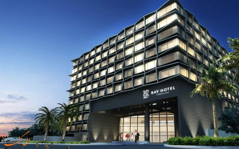 هتل بی سنگاپور | Bay Hotel Singapore