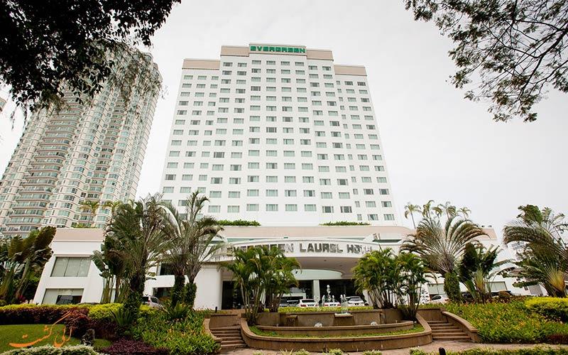 هتل اورگرین لورل پنانگ