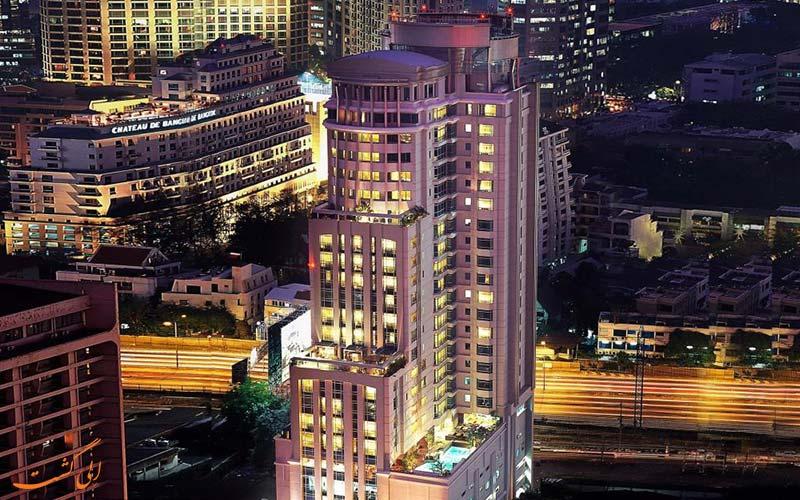 هتل مجستیک گرند در بانکوک