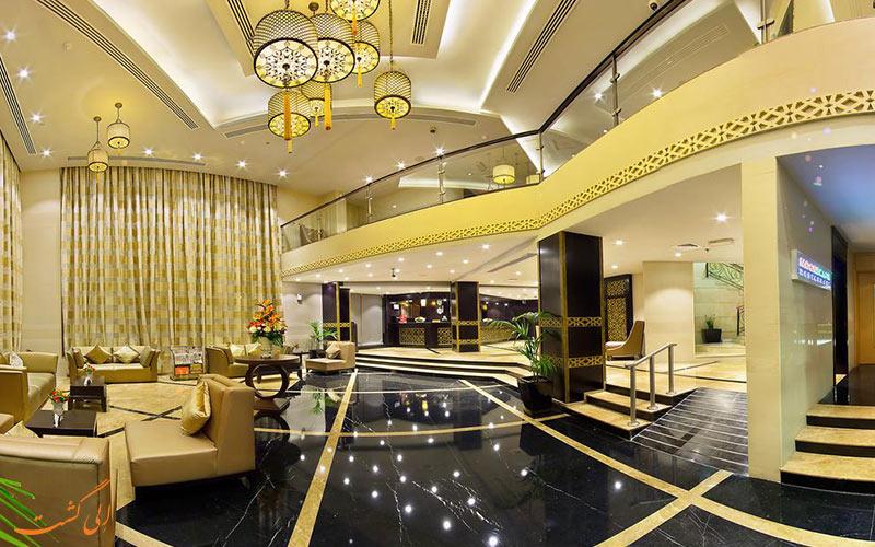 هتل سان اند اسکای دبی