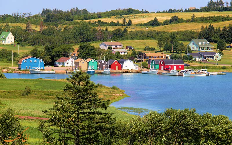 روستاهای کانادا