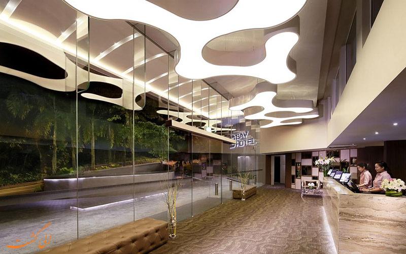 هتل بی سنگاپور | لابی
