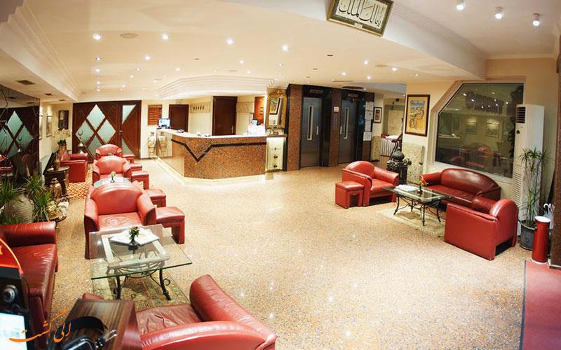 هتل اورینت مینتور استانبول | لابی