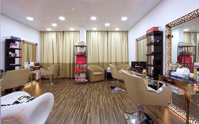هتل سان اند اسکای دبی | آرایشگاه