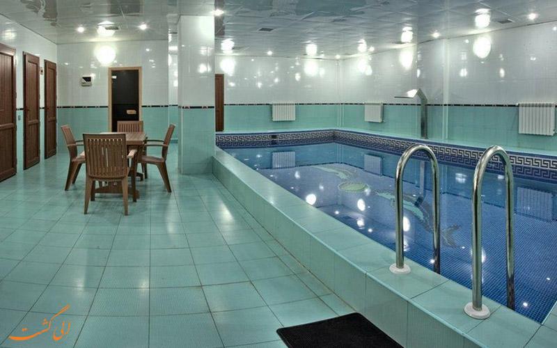 هتل آناتولیا باکو | استخر