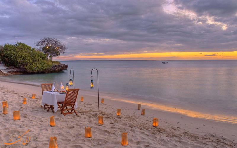 جزیره خصوصی آزورا کیلایی، موزامبیک