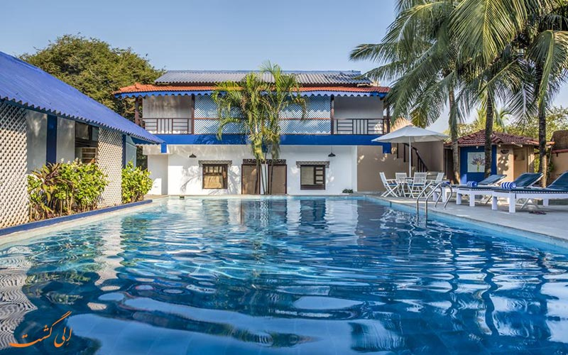هتل کاسا باگا گوا | استخر