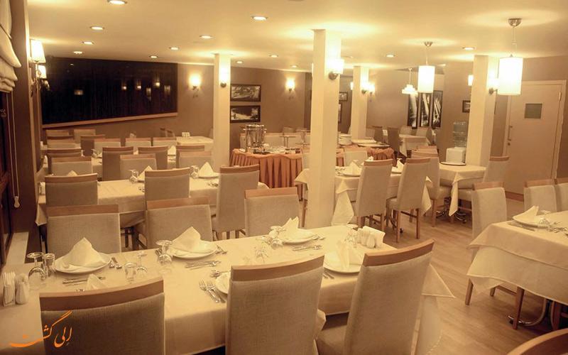 هتل ابرو نکاتیبی آنکارا | رستوران