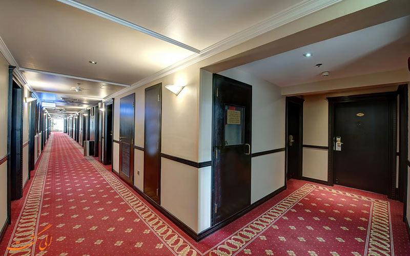 هتل نیهال پالاس دبی | اتاق ها