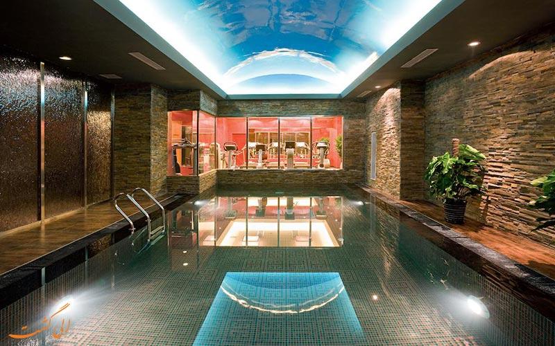 هتل نووتل سانیوئان پکن | استخر