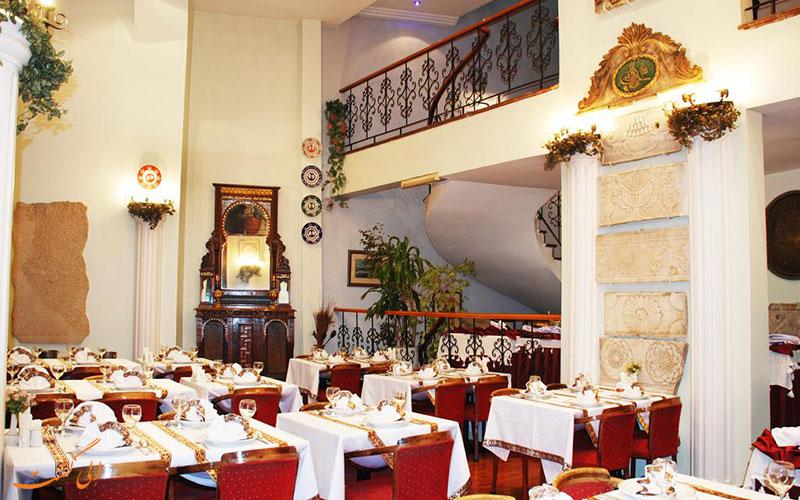 هتل اورینت مینتور استانبول | رستوران
