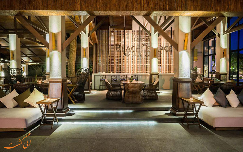 هتل رویال بیچ کلیف تراس پاتایا | نشیمن مشترک