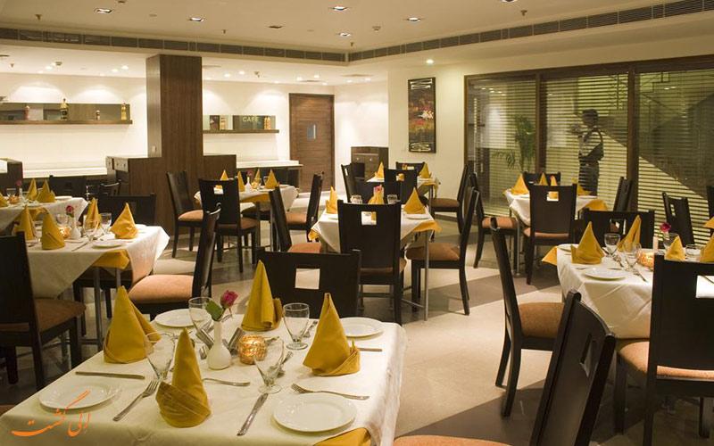 هتل شروانی نهرو پلیس دهلی | رستوران