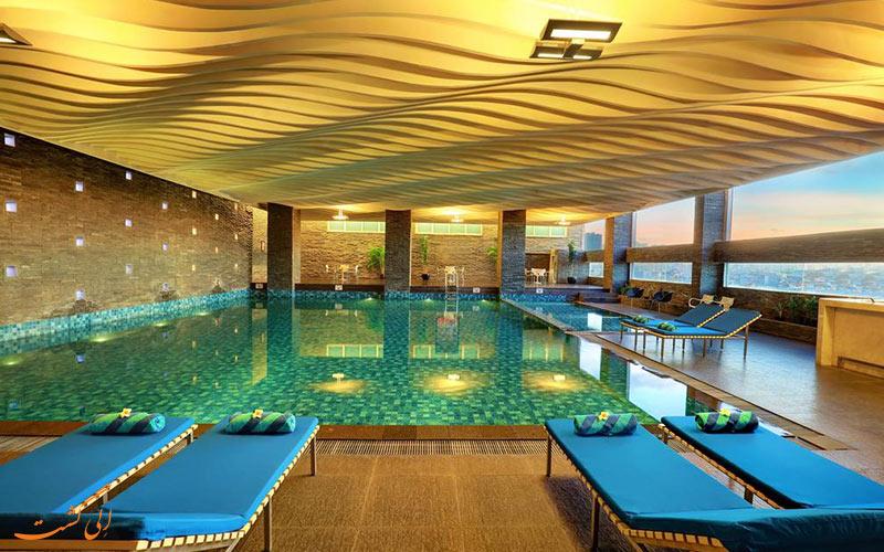 سوئیس بل هتل مانگا بسار جاکارتا | استخر