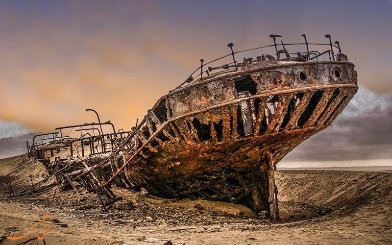 کشتی ادوارد بولن