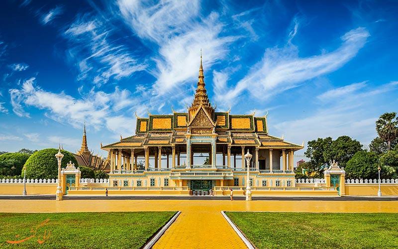 کاخ سلطنتی کامبوج