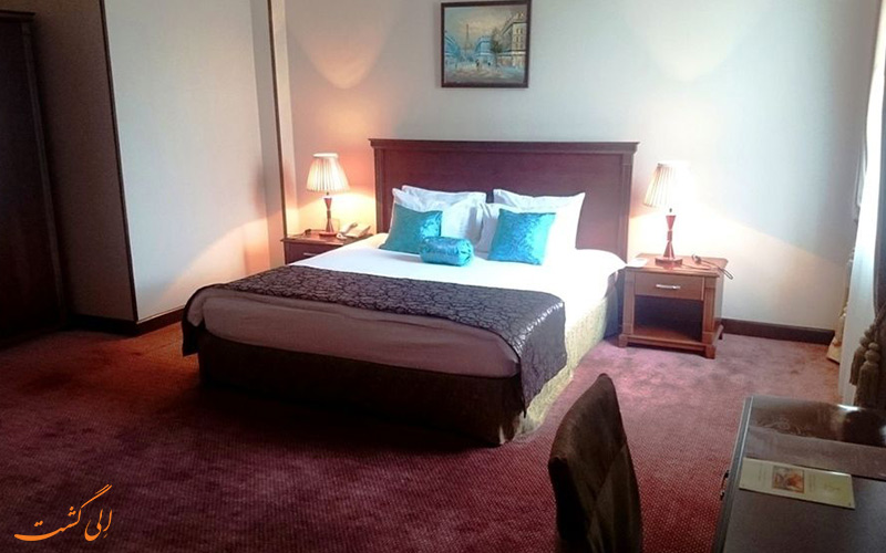هتل کراون باکو | اتاق دبل
