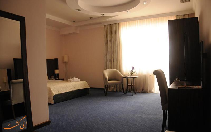 هتل آناتولیا باکو | نمونه اتاق