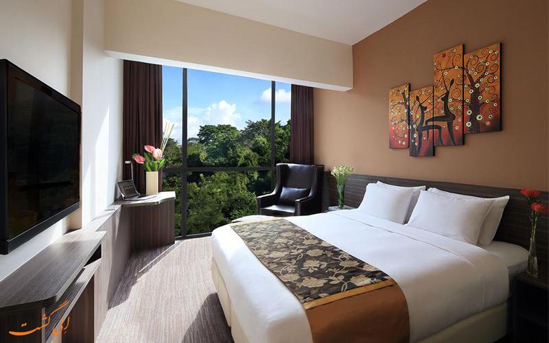 هتل بی سنگاپور | نمونه اتاق