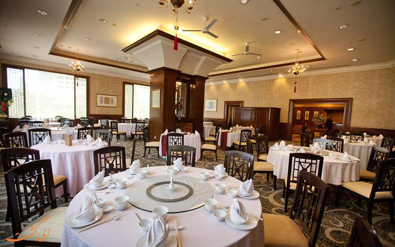 هتل اورگرین لورل پنانگ | رستوران