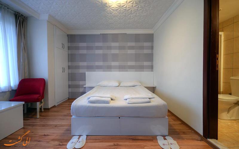 هتل ابرو نکاتیبی آنکارا | نمونه اتاق