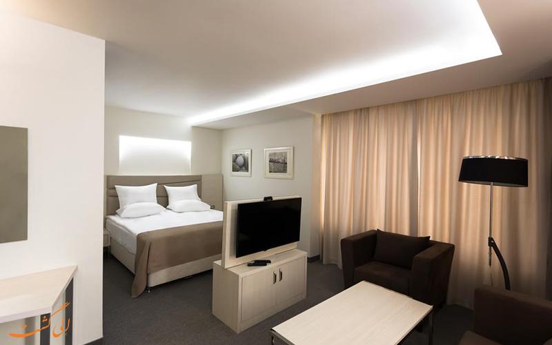 هتل هرازدان ایروان | نمونه اتاق