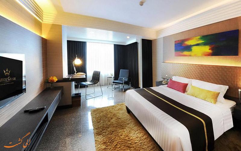 هتل مجستیک گرند بانکوک | اتاق