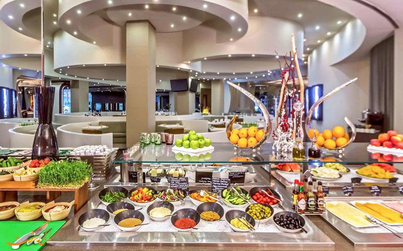 هتل نووتل مسکو سیتی | رستوران