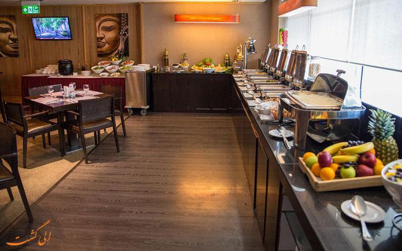 هتل سافرون بوتیک دبی   رستوران
