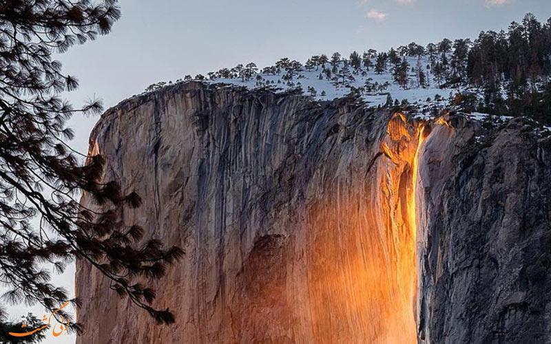 آبشار هورس تِیل