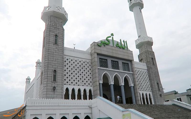 مسجد مرکزی سئول