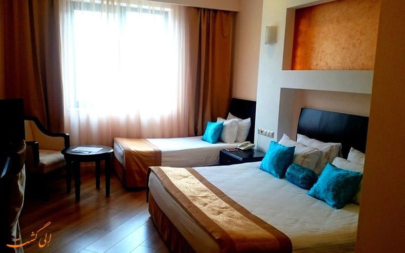 هتل کراون باکو | اتاق تریپل