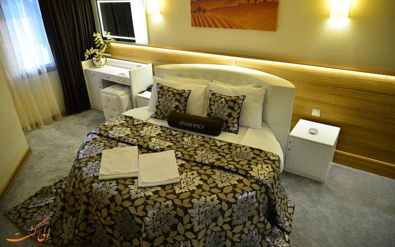 هتل آکسان ازمیر | اتاق دبل