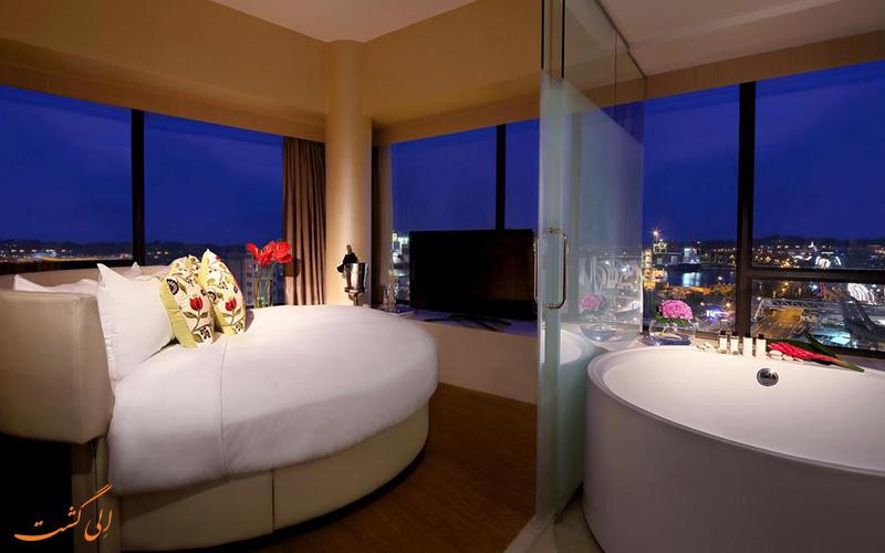 هتل بی سنگاپور | اتاق