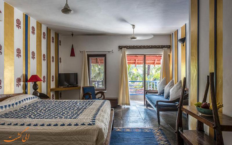 هتل کاسا باگا گوا | اتاق
