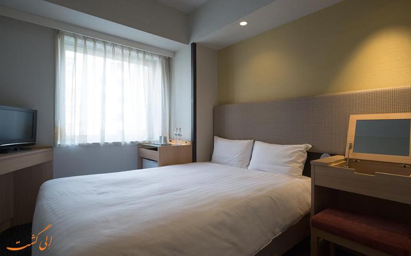 هتل ای هیگاشی شینجوکو توکیو | نمونه اتاق