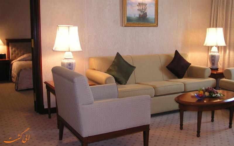هتل اورگرین لورل پنانگ | سوئیت