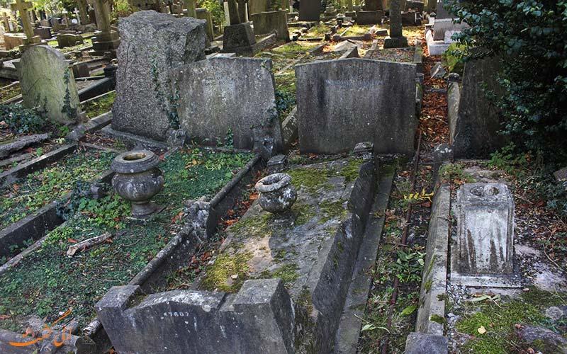 گورستان هایگِیت | Highgate Cemetery