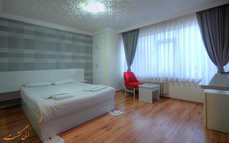 هتل ابرو نکاتیبی آنکارا | اتاق دبل