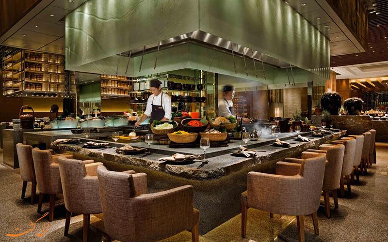 هتل کری پکن | رستوران