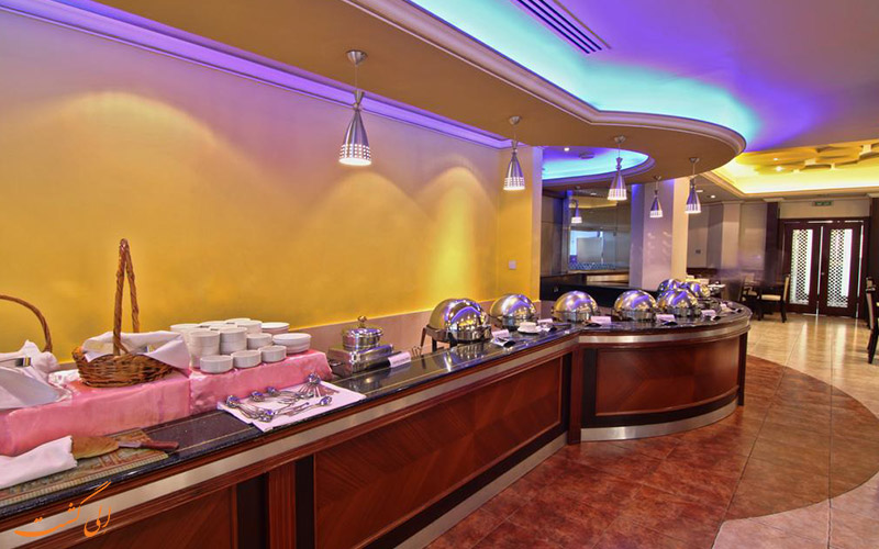 هتل ماجان کنتیننتال مسقط | رستوران